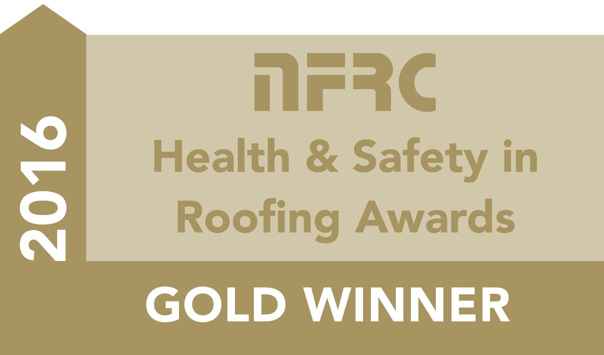 NFRC Gold Award